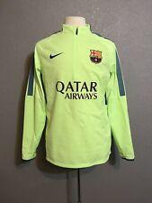 Barcelona Training Top Nike Shield XL  Football Shirt Soccer Messi Era  Jersey