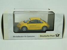 Schuco Volkswagen VW New Beetle Deutsche Post Edition 1:43 No. 3811