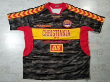 Rare Mens Christiania Sports Club Soccer Jersey By Hummel Size 2XL