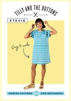 Womens BEGINNER The Stevie Tunic UK SIZES 6-20 Ladies Sewing Pattern