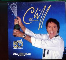 Cliff Richard / 50th Anniversary - The Mail On Sunday Promo