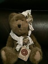 Boyds Plush Retired Victorian Bear Dorothea Laceley