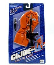 """G.I. Joe Hall of Fame - Air Force Flying Gear Outfit for 12"""" Action Figure"""