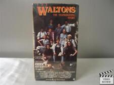 The Waltons -Thanksgiving Story - VHS