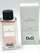 D&G Anthology 3  L'imperatrice  Eau de Toilette for woman  3.3 oz EDT white box