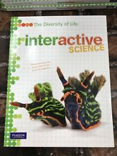 New! Interactive Science Diversity of Life Middle School Workbook Pearson Book