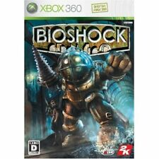Used Xbox360 BioShock Japan Import