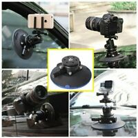 Selens Camera Suction Cup w/ Flat Base Car Windshield Mount Holder for DV Video