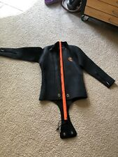 Vintage Harvey's ?scuba wet suit collector mike nelson seahunt