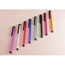 Varios Colores 10pcs Pantalla Táctil Capacitiva Stylus Pluma Para Teléfono Piso