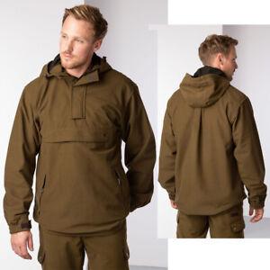 Rydale Shooting Smock Waterproof Jacket Country Hunting Clothing Green