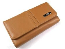 HIGH QUALITY DESIGNER GENUINE LEATHER PURSE CREDIT CARD HOLDER COLOURS