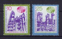 ALEMANIA/RDA EAST GERMANY 1971 MNH SC.1324/25 Fall fair of Leipzig