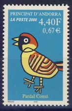 TIMBRE ANDORRE NEUF** N° 533 FAUNE OISEAUX