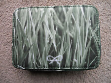 British Airways First Class Anya Hindmarch Grass Wash Bag