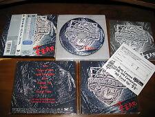 Royal Hunt / Fear JAPAN John West w/Slipcase *C