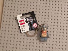 LEGO Star Wars Watto Key Chain NEW Mint Minifig Keychain