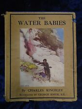 THE WATER BABIES by CHARLES KINGSLEY - GEORGE ALLEN - H/B D/W - £3.25 UK POST