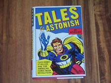 Tales to Astonish : Jack Kirby, Stan Lee, and the American Comic Book Revolution