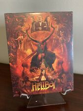 Hellboy Limited Edition Steelbook (4K UHD+Blu-ray+Full Slip+Cards 2019) Rare!