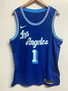 Los Angeles Lakers Men's NBA Jersey - Nike Classic Edition - XL - NWD