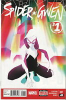 Spider-Gwen #1 NM/MT Spider-Man: Into the Spider-Verse Marvel Comics CGC It