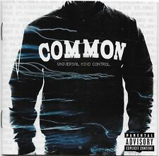 Universal Mind Control [PA] by Common CD Dec-2008 Geffen