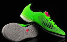 low priced 887f8 18403 ADIDAS ACE 16.1 Corte Indoor Soccer (SOLARE VERDENERONOTTE metallico) UK  8.5