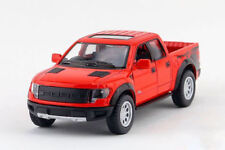 "5"" Kinsmart 2013 Ford F-150 SVT Raptor SuperCrew 1:46 Diecast Model Truck- Red"