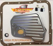4L60E Transmission Shift A&B Solenoid Service Kit Filter Gasket For 1998-UP GM