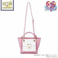 Sailor Moon Samantha Vega 2018 Tote 2WAY Bag Pouch Bandai SMALL Samantha Thavasa