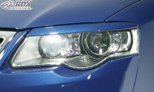 RDX Scheinwerferblenden VW Passat 3C B6 Böser Blick Blenden Spoiler Tuning