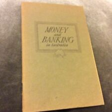 Money and Banking in Australia - 1944
