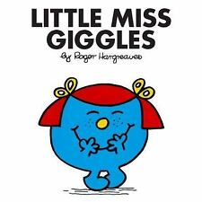 Little Miss Giggles (Mr. Men and Little Miss)-ExLibrary