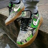 Nike Air Force 1 '07 Low 'City of Dreams' QS - Green - Sizes 5-12UK CT8441-002