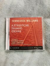 TENNESSEE WILLIAMS A STREETCAR NAMED DESIRE USA 1973 FULL CAST 2 CD