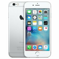 Apple iPhone 6S 64GB Silber - OHNE SIMLOCK Aug