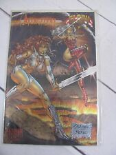 Avengelyne # 1 ~ Maximum Press 1995 ~ Bagged and Boarded - C601