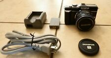 Olympus PEN E-PL1 12.3MP Digital Camera - Blue (Kit w/ 14-42mm Lens)