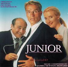 Junior - Original Soundtrack [1994]   James Newton Howard   CD