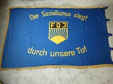 More details for rare original ddr east german fdj