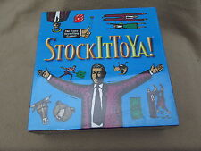 2002 Stockittoyou! Stock It To You The Van Heyst Group Investing Game New Sealed