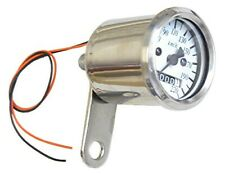 Speedo 48mm 2:1 KMH White face with Stainless Body