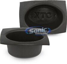 "The Install Bay VXT69 XTC 6"" x 9"" Foam Car Stereo Speaker Baffles"