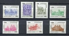 35455) CAMBODIA 1999 MNH** Definitives 7v