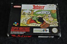 Asterix Nintendo SNES