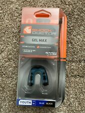 Gel Max Mouthguard Shock Doctor youth Blue/Black