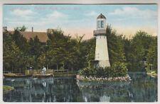 USA postcard - Lighthouse, Palmer Park, Detroit, Mich