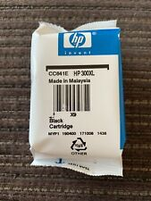 GENUINE & SEALED HP300XL BLACK / CC641EE INK CARTRIDGE FAST POSTAGE