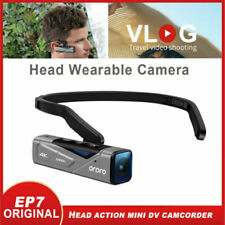 Ordro EP7 Head/Wear Video Camera WIFI HDR Camcorder Video Camera DV with Remote
